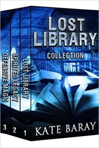 Lost Library box set covers