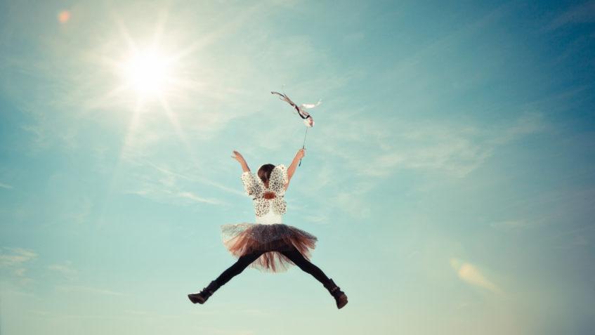 jumping fairy